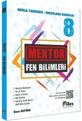 8. Sınıf Mentor Fen Bilimleri Soru Bankası