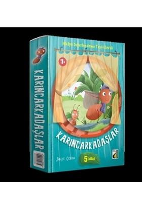 Karıncarkadaşlar (5 Kitap Takım)