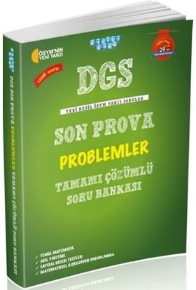 DGS Son Prova Problemler Tamamı Çözümlü Soru Bankası