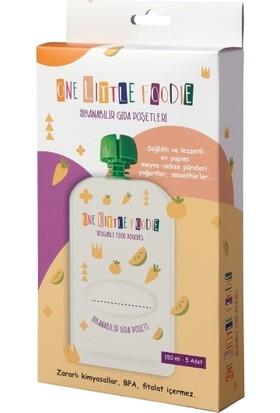 One Little Foodie - Yıkanabilir Gıda Poşetleri (5'li Paket)