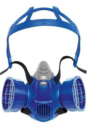Drager X-Plore 3300 Yarım Yüz Maskesi + Gaz Filtresi