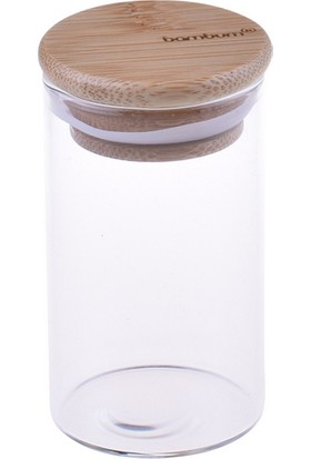 Bambum Milla Cam Saklama Kabı 8 cm