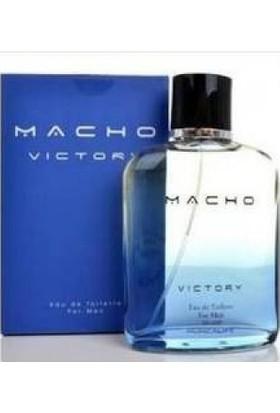 Macho Victory 50 ml Erkek Parfümü