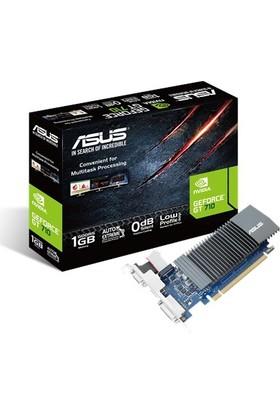 Asus GeForce GT 710 1GB 64Bit GDDR5 DX(12) PCI-E 2.0 Ekran Kartı (GT710-SL-1GD5)