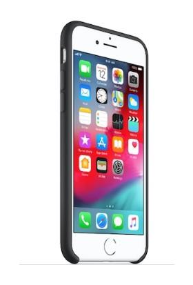 Gezegen Aksesuar Apple iPhone 7 Kılıf - Siyah