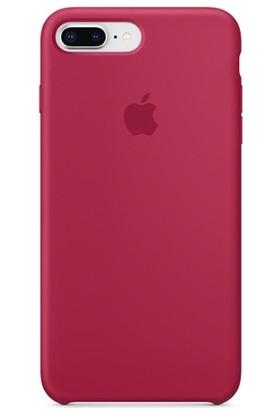 Gezegen Aksesuar Apple iPhone 7 Plus Kılıf - Bordo