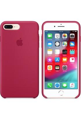 Gezegen Aksesuar Apple iPhone 7 Plus Kılıf - Kırmızı
