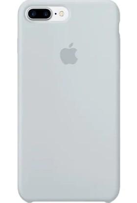 Gezegen Aksesuar Apple iPhone 7 Plus Kılıf - Mavi