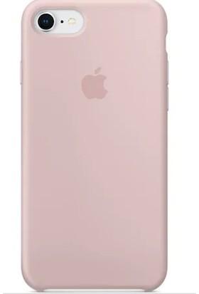 Gezegen Aksesuar Apple iPhone 8 Kılıf - Pembe