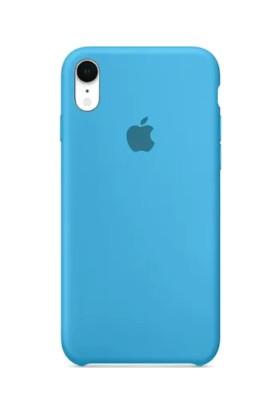 Gezegen Aksesuar Apple iPhone XR Kılıf - Açık Mavi