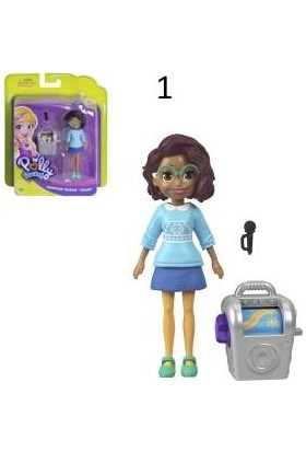 Mattel Polly Pocket Bebek ve Aksesuarları
