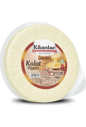 Kaanlar Kolot Peyniri 500 gr Vakumlu Ambalaj