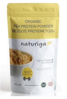 Naturiga Organik Bezelye Proteini Tozu