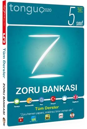 Tonguç 5. Sınıf Zoru Bankası Tüm Dersler 2020