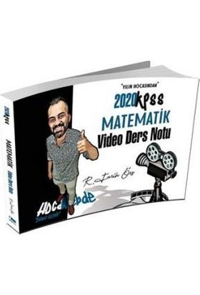 Hocawebde 2020 KPSS Matematik Video Ders Notu
