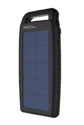 ACL Solar PW-09 Güneş Enerjili Taşınabilir Şarj Cihazı 10.000 mAh