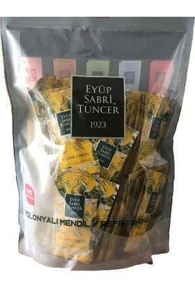 Eyüp Sabri Tuncer Kolonyalı Mendil Klasik Limon 100 Lü