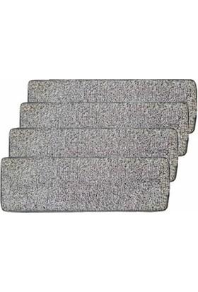 Redro Home Spin Mop Tablet Mop Microfiber Yedek Bez 4'lü
