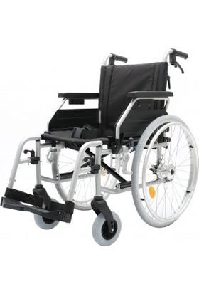 Mor Medikal DM - 316 Deluxe Tekerlekli Sandalye