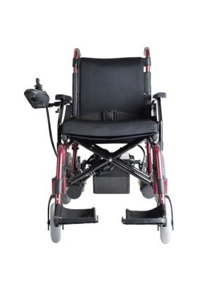 Mor Medikal USB Girişli Akülü Tekerlekli Sandalye