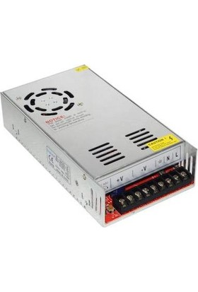 Noas 500 Watt 40 Amper 12 Volt Şerit Led Trafosu Kamera Adaptör