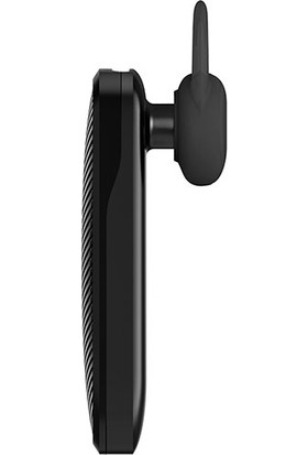Asonic AS-XBT10 Mobil Telefon Uyumlu Siyah Bluetooth Kulaklık