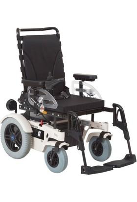 Mor Medikal B400 Tekerlekli Sandalye