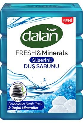 Dalan Fresh & Minerals Deniz Tuzu Duş Sabunu 600 gr