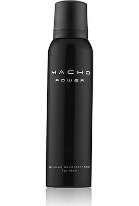 HUNCALIFE Macho Power Erkek Deodorant 150 ml