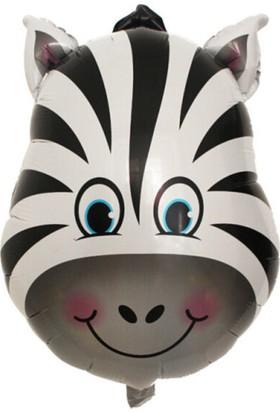 Kidspartim Zebra Folyo Balon