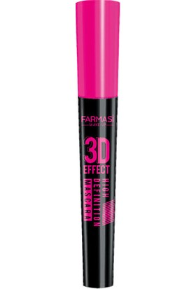 Farmasi 3D Effect Mascara