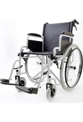 Mor Medikal DM-312 Centro Manuel Tekerlekli Sandalye