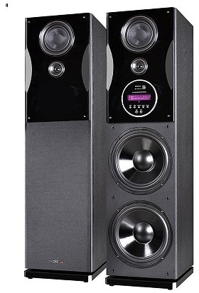 Jameson For-X XMS-01BT Bluetooth Ev Sinema Sistemi 1+1 400W Ses Sistemi