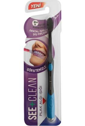 See Clean Dental Işıklı Diş Fırçası