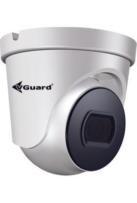 Vguard Vg 530 Df 5mp Ip 3.6mm Sabit Lens Dome Güvenlik Kamerası