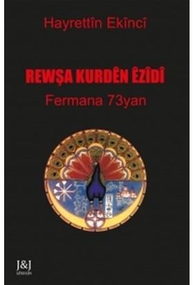 Rewşa Kurden Ezidi