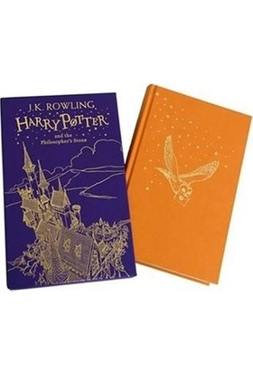 Harry Potter and the Philosopher's Stone Slipcase Edition