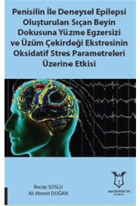 Penisilin İle Deneysel Epilepsi Oluşturulan Sıçan Beyin Dokusuna Yüzme Egzersizi ve Üzüm Çekirdeği Ekstresinin Oksidatif Stres Parametreleri Üzerine Etkisi