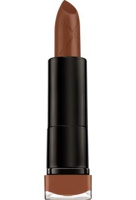 Max Factor Velvet Mattes Collection By Colour Elixir Ruj 45 Caramel