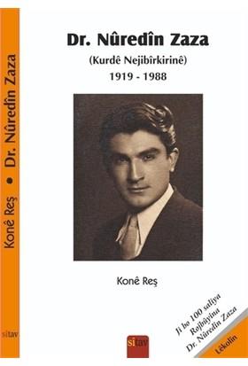 Dr. Nuredin Zaza (Kurde Nejibirkirine) 1919-1988