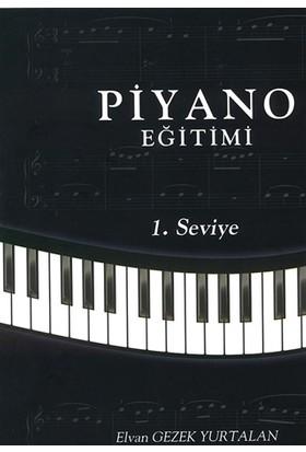 Piyano Eğitimi - 1. Seviye