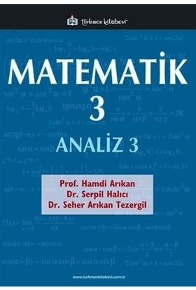 Matematik 3 - Analiz 3