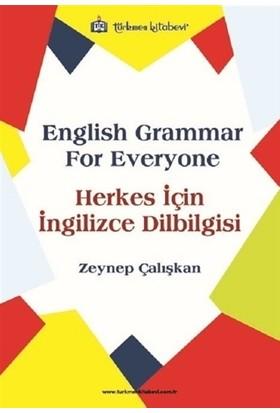Herkes İçin İngilizce Dilbilgisi - English Grammar For Everyone