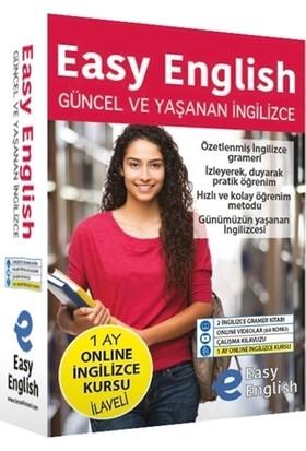 Easy English Güncel ve Yaşanan İngilizce Eğitim Seti