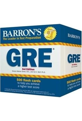 Barron's GRE 500 Flash Cards