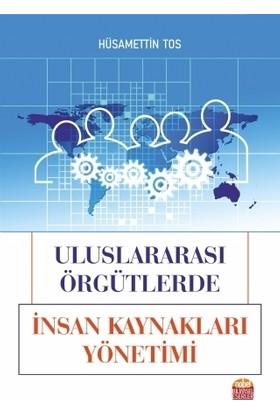 Uluslararası Örgütlerde İnsan Kaynakları Yönetimi