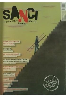 Sancı Kültür Sanat Edebiyat Dergisi Sayı : 13 Mayıs-Haziran 2017