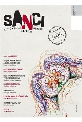 Sancı Kültür Sanat Edebiyat Dergisi Sayı : 14 Ağustos-Eylül 2017