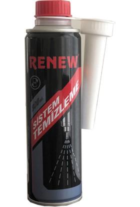 Renew Dizel ve Benzin Sistem Temizleyici Yakıt Katkısı 300 ml.