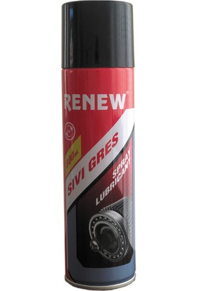 Renew Sıvı Gres Yağlama Spreyi 300 ml.